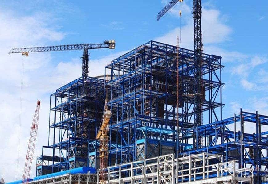 مواد اولیه ساختمانی