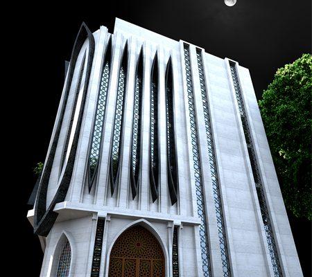 پروژه حسینیه عشاق الحسین (ع)