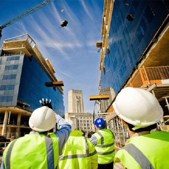 صنعت ساختمان سازی