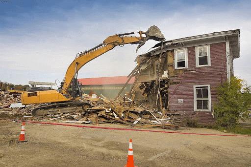 قوانین تخریب ساختمان