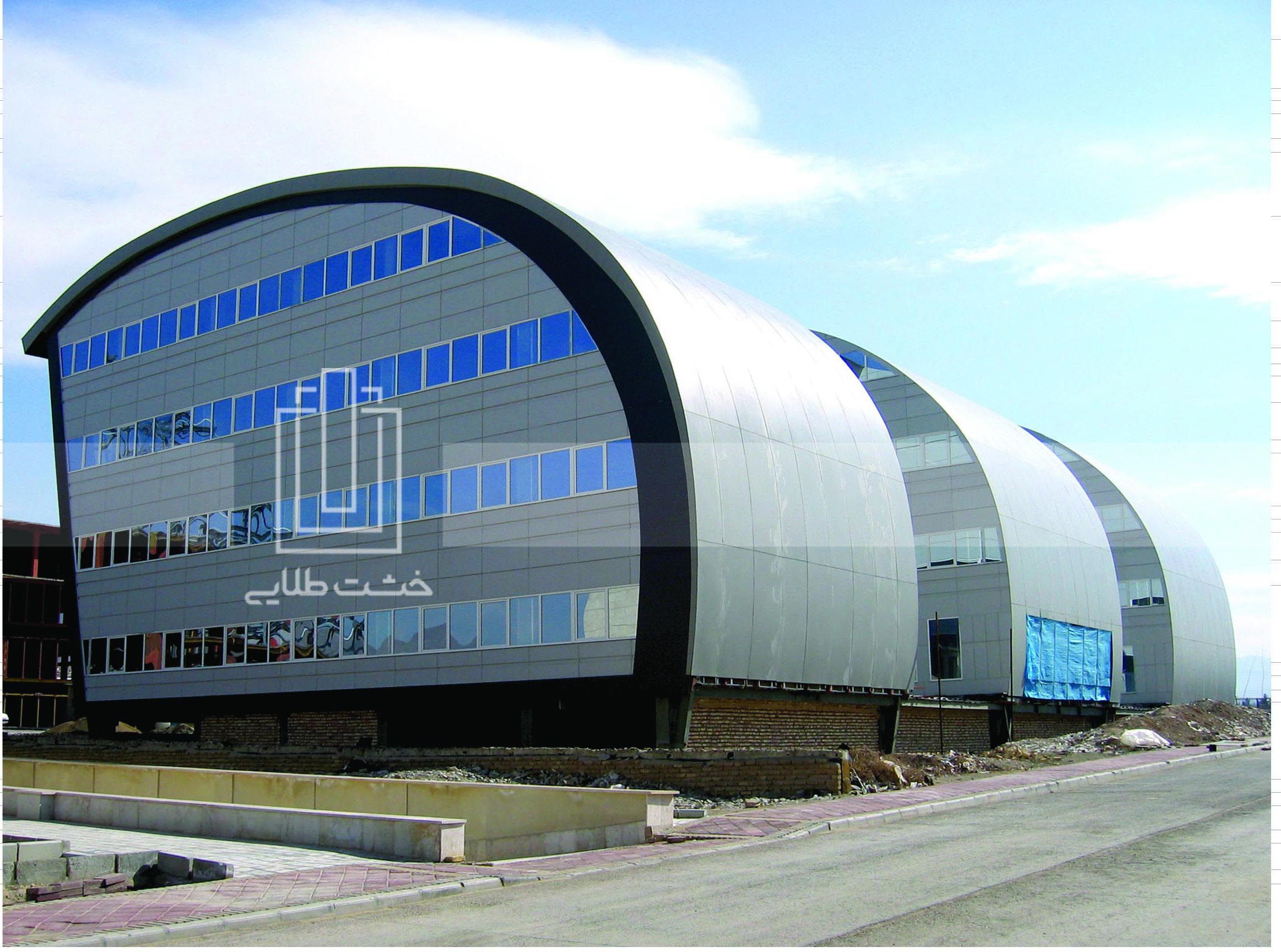 پروژه مرکز تحقیقات رستافن