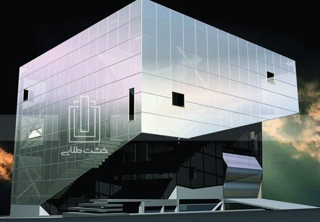 پروژه مرکز تحقیقات پردازش سامانه پردیس