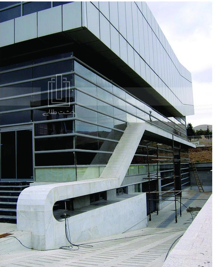 پروژه مرکز تحقیقات تامکار گاز