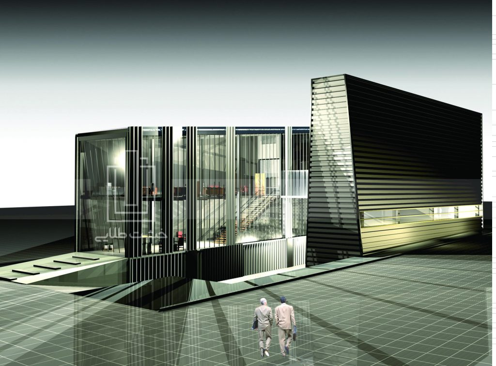 پروژه مرکز تحقیقات فولاد اخگر