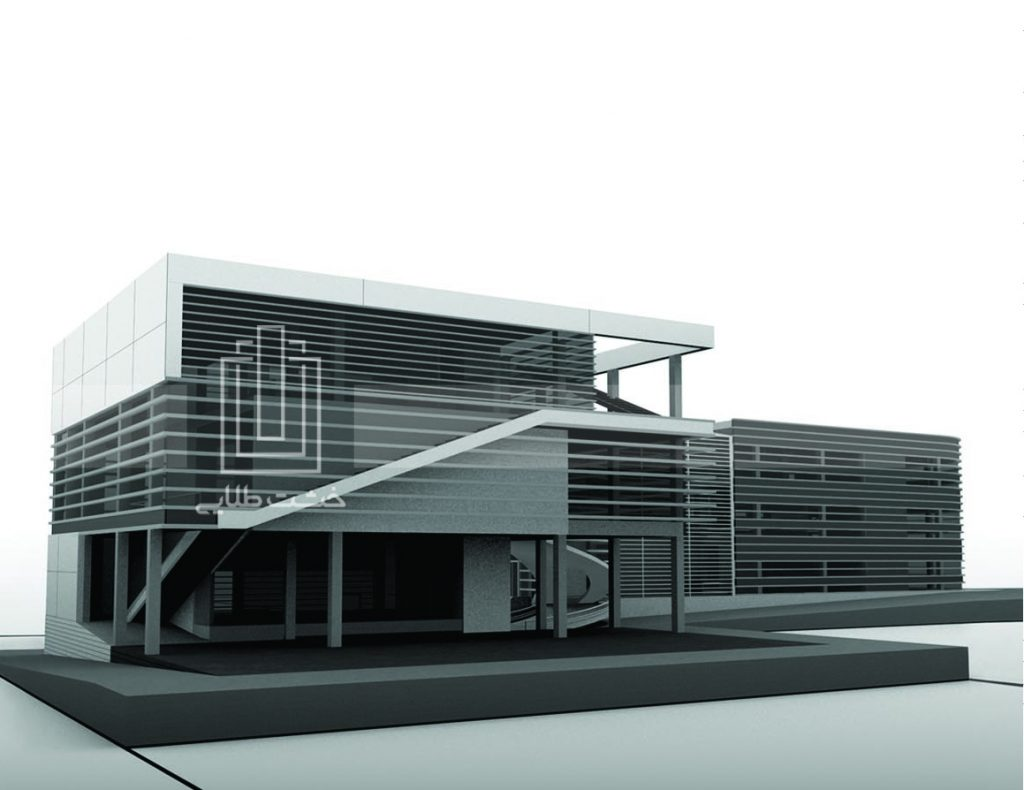 پروژه مرکز تحقیقات سپنتا