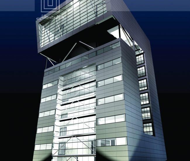 پروژه ساختمان سازه خاور
