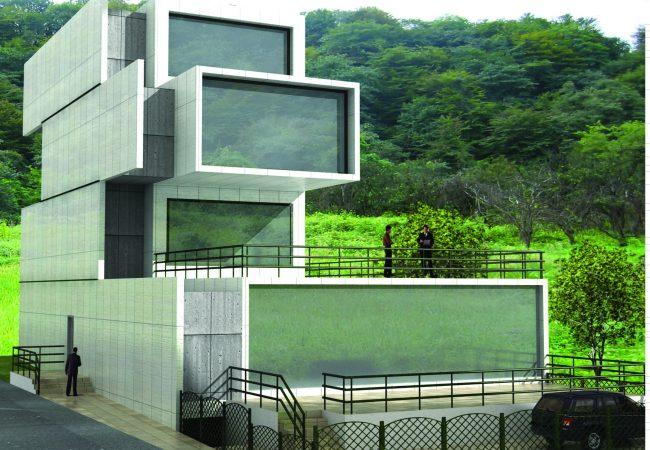 پروژه ویلای مسکونی متل قو