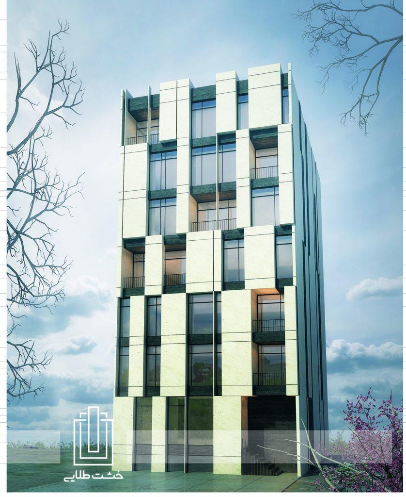 پروژه مسکونی مشهد