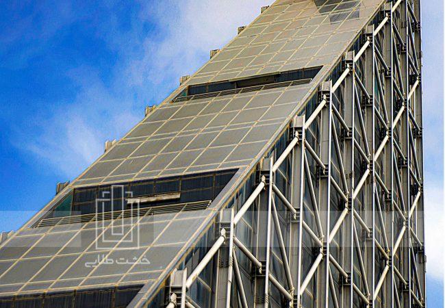 ساختمان اداری سر در پارک فناوری پردیس