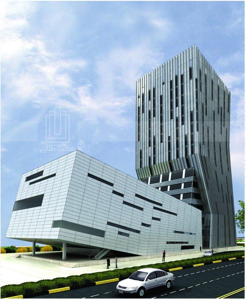 پروژه هتل لاله بروجرد